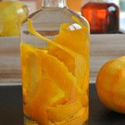 Orangenextrakt selber machen ohne künstliche Aromastoffe