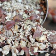Waschmittel aus Rosskastanien haltbar machen und bevorraten