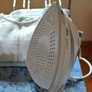 Tipps für schnelles Bügeln & ein Produkttest