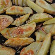 Kartoffelschnitze einfach selbst machen
