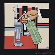 L'inspiration de Fernand Léger est omniprésente.