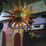 скульптура солнца