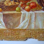 фреска фрагмент