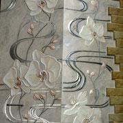 роспись камина