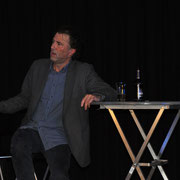 Stefan Waghubinger im Kulturforum Neustadt am 20.09.2013