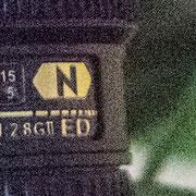 Bildrauschen und Detailverlust bei ISO 25600