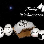 Frohe (W)EIhnachten