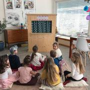 5. Kindergeburtstag mit Kasperli