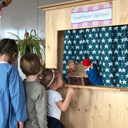 Kasperlitheater Kindergeburtstag Unterhaltung