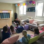 Kinderparty Kinderunterhaltung