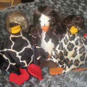 Tante Käthe, Nana und Andrea