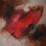 Acryl/Leinwand/100x100 2009