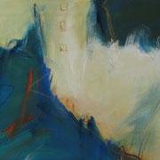 Acryl/Leinwand/30x100 2011