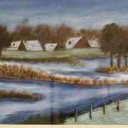 Frost im Steinhorster Becken