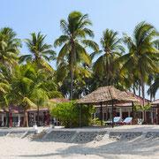 Der Strand von Ngapali.
