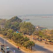 "Flusskreuzfahrt in Myanmar ""Road to Mandalay"""