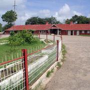 Bahnhof in Pyin U Lwin