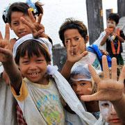 Ein herzliches Willkommen in Yangon