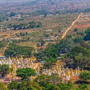 Pindaya Höhlen Burma