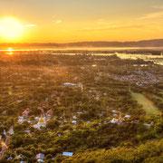 Die Stadt Mandalay