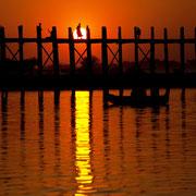 U-Bein-Brücke-Mandalay