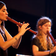 Muestra de Música Antigua Universidad de Sevilla / MasMaus 2012 / foto : Marta Morera