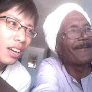日本語教えたおじいちゃん