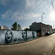Photo #3 - Artwork : Ben Slow (UK) - Photo : Mathieu Le Gall