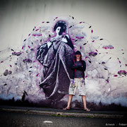 Photo #2 - Artwork : Finbarr DAC (UK) - Photo : En7Act