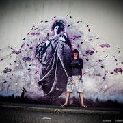 Photo #2 - Artwork : Finbarr DAC (UK) - Photo : En7Act
