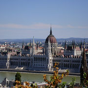 Parliament [Budapest/HUNGARY]