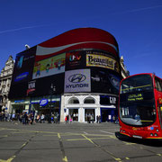 Piccadilly Circus [London / England]