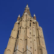 ONZE LIEVE VROUWKERK  - - Curch of our Lady [BRUGGE / BELGIUM]