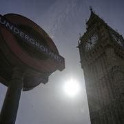 Big Ben, Palace of Westminster [London / England]