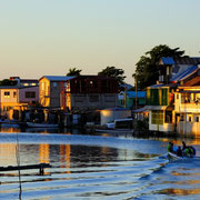 HAULOVER CREEK [BELIZE CITY/BELIZE]