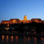 Royal Palace [Budapest/HUNGARY]