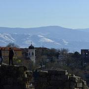 Nebet tepe (Nebet Hill) [Old Plovdiv/BULGARIA]