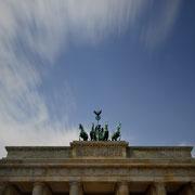 Brandenburger Tor - Unter den Linden - Berlin - Germany - Deutschland