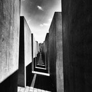 Denkmal für die ermordeten Juden Europas - Holocaust-Mahnmal - Berlin - Germany - Deutschland