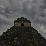 TEMPLO I - GRAN JAGUAR [TIKAL/GUATEMALA]