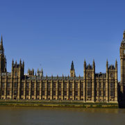 Big Ben & Palace of Westminster [London / England]