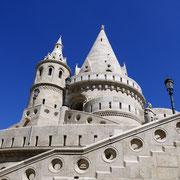 Fishermen´s Bastion [Budapest/HUNGARY]