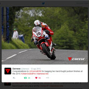 August 2015 Dainese on Twitter