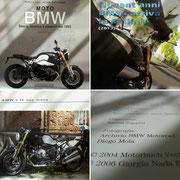 """December 2015 In the book """"MOTO BMW Storia, tecnica e modelli dal 1923"""""""