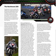 July 2015 on Next Moto Champion Magazine Dan Kruger at the NW200  https://cloud.3dissue.com/84663/85007/100377/V4-6/index.html