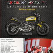 """January 2017 on book """"Ducati - la rossa delle due ruote"""" Edizione aggiornata. Giorgio Nada Editore"""