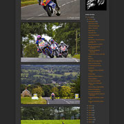 16 September 2014 Ulster Grand Prix on Pistow Brew  http://pistonbrew.blogspot.it/2014/09/ulster-gp-by-diego-mola.html