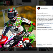 May 2016 Dainese on instagram NW200 North West 200