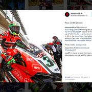 May 2016 Dainese on instagram SBK Superbike