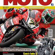June-July 2016 Chaz Davies on the cover on Mototecnica